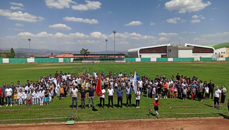 Spor okullarının açılışı yapıldı