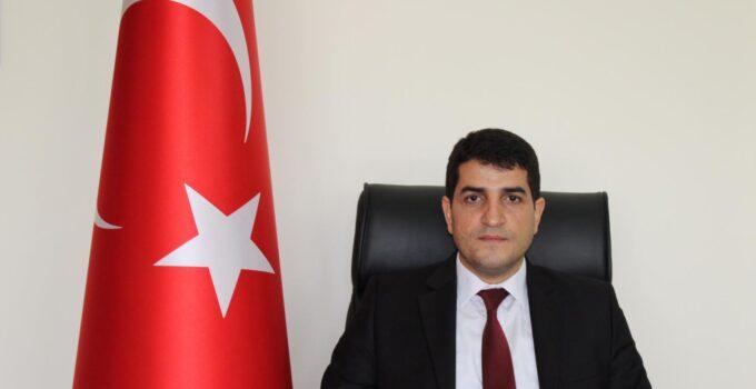 Karlıova Kaymakamı Sedat Özdemir Bayram mesajı yayınladı
