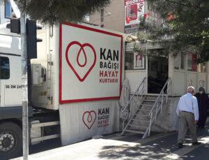 Kızılay Kan Bağış Tırı Hafta Sonu Bingöl'e Gelecek